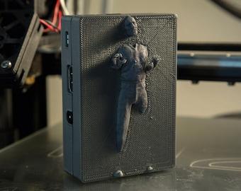 Han Solo in Carbonite - Raspberry Pi 3/2/B+ Case