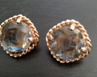 Vintage Sarah Cov clip Earrings