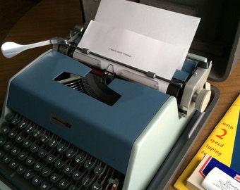 Underwood Typewriter 21
