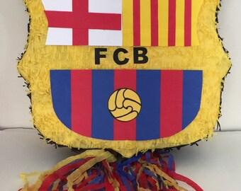 FC Barcelona Pinata Custom Made