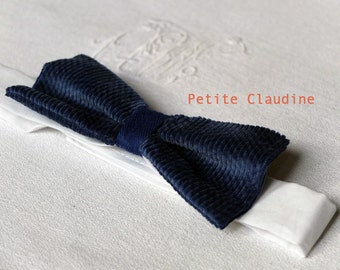 Blue Bow tie for boys & girls