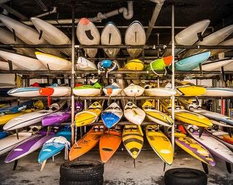 Cottesloe Kayaks - WA - Print