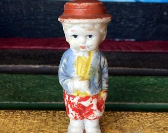 Boy Penny Doll / Frozen Charlotte