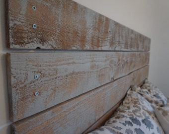 Distressed Headboard ***FREE SHIPPING
