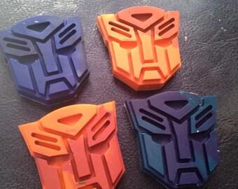 Transformer Crayons