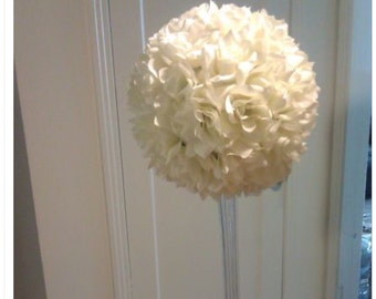 Pomanders, kissing balls, bouquets flower balls decor weddjbgs birthday party baby shower