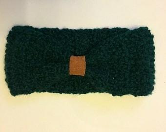Deep Green Headwrap