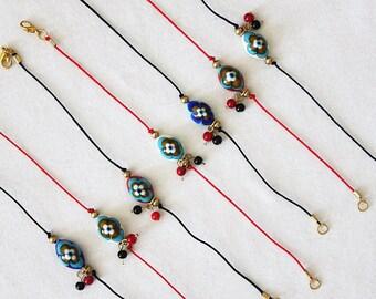 Handmade Evil Eye Bracelets