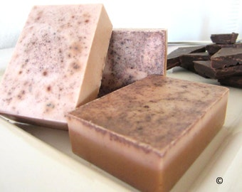 Chocolate Milkshake soap