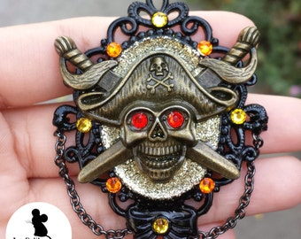 Pirate Brooch