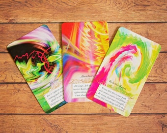 Intuitive Vibrations Oracle Card Deck Available Now