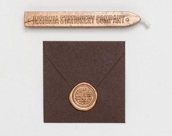 Durable Gold Sealing Wax Sticks