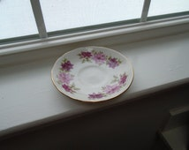 Queen Anne Bone China Saucer