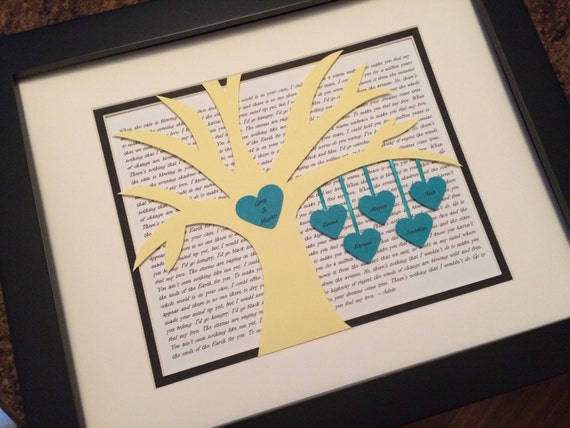 3D Anniversary Gift For Parents Housewarming Gift First