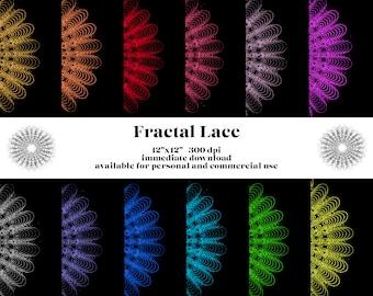 Fractal Lace