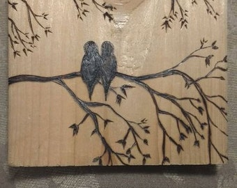 Woodburn Birds and Branches