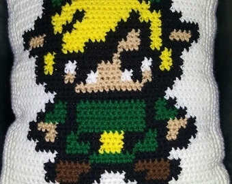 Link inspired pillow