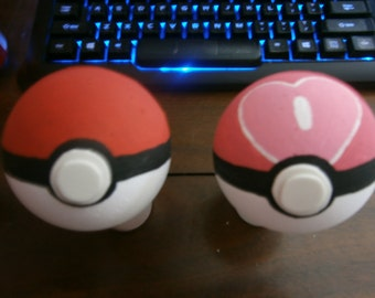 Pokemon/Pokemon Go Cosplay Pokeballs
