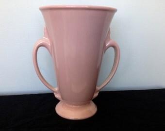 Vintage Pink Abingdon #119 Vase