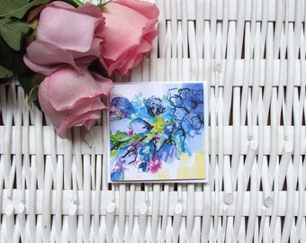 Two pack – small floral greeting cards
