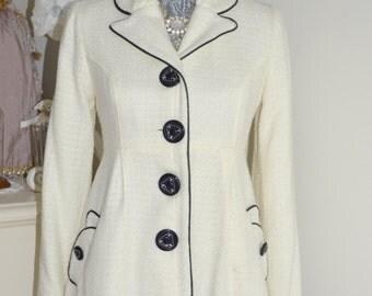 JOIE white coat