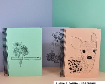 Flora & Fauna Notebook