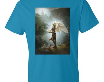 Fantasy Artwork Tshirt from Neverqueen Book 1