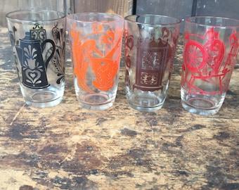 Small Juice Glasses