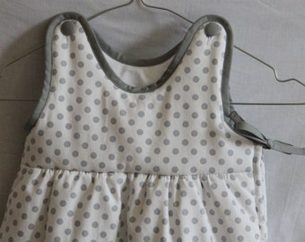 Turbulette sleeping bag at night T 0/6 months baby