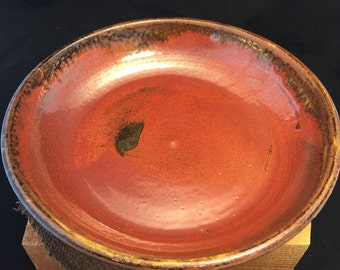Rich Red Fruit Bowl