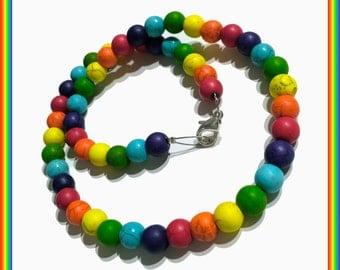 Full Rainbow Necklace