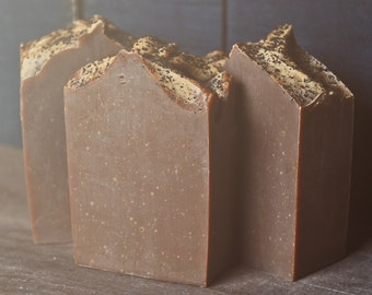 On sale! BEER SOAP! Coffee Oatmeal Stout