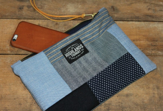 Heritage Patchwork Pouch