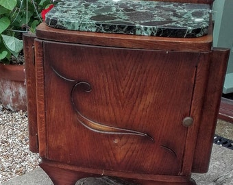 Vintage Pot Cupboard/Bedside Cabinet