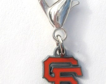 San Francisco Giants MLB Team Collar Charm