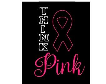 THINK Pink awareness Shirt