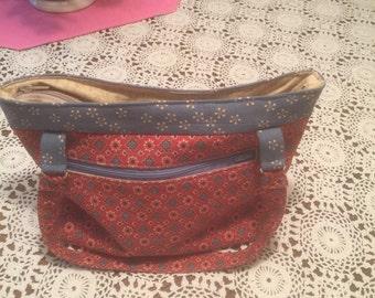 Zipper Pocket Bag
