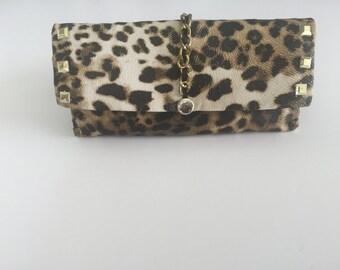 Mini clutch wallet