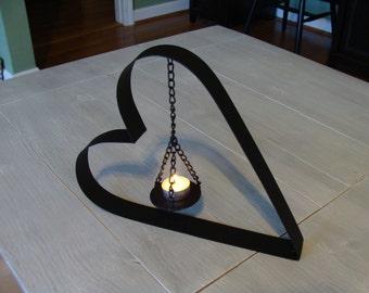 Candle Holder, wedding, decoration, heart, valentines day, gift, valentine, metal