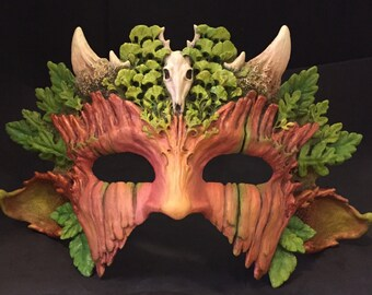 Faunus Mask