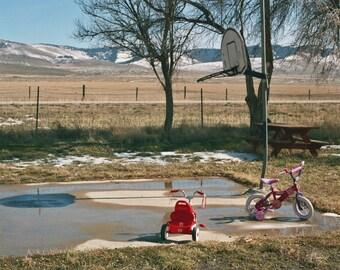 """Prairie Playground II 5x7"""" Photo Print"""