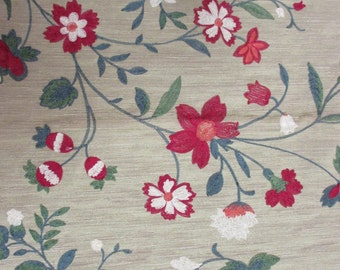 silk tapestry fabric