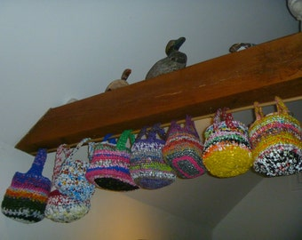 Large Handmade 'Farfelu' Bag
