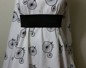 Penny Farthing Mini Dress