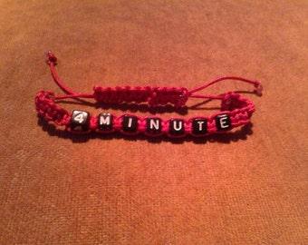 4minute Macramé Bracelets