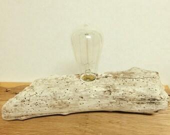 Mendocino Driftwood Lamp