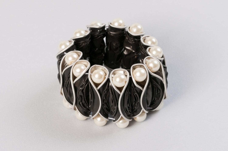 nespresso capsule bracelet customizable choose your flavor. Black Bedroom Furniture Sets. Home Design Ideas
