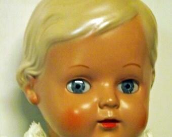 "Christel doll of ""Schildkröt"", 34 cm, new"