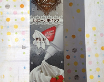 PADICO Silicone White Whipped Clay 100g