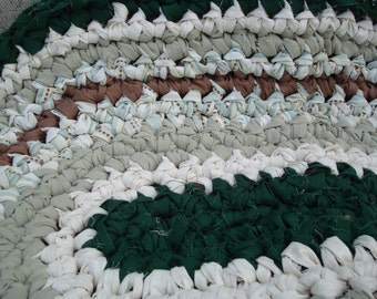 Crochet Rag Rug
